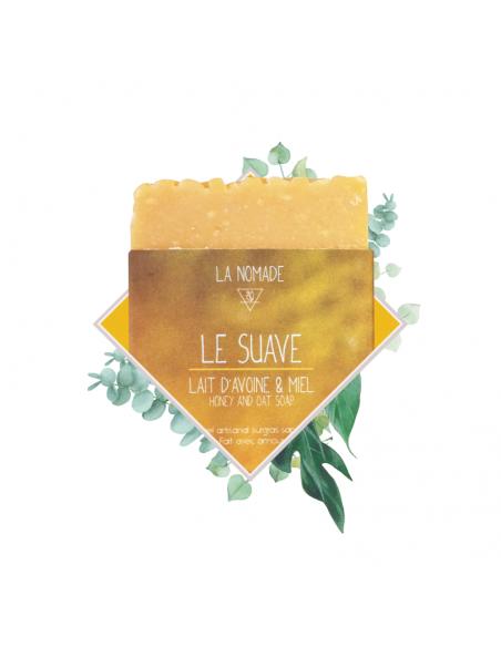 La Nomade, Savonnerie artisanale par saponification à froid, fabrication Francaise en Loire-Atantique avec Amour