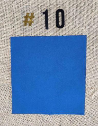 Tissu coloris uni bleu roi  pour Lingettes personnalisablespar l'échoppe de Nine